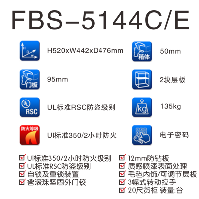 FBS-5144C/E